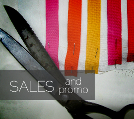 Discounts and promos