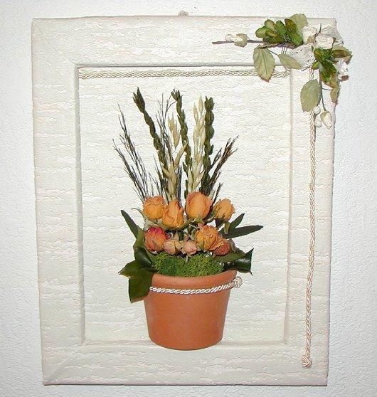 Fiori secchi quadri for Quadri fiori secchi vendita