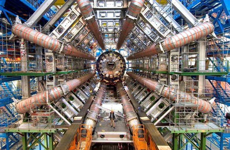 LHC del CERN