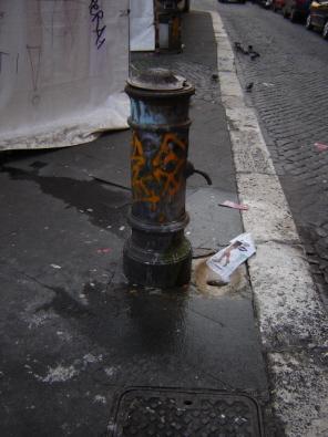 Roma - Le Fontanelle di San Lorenzo