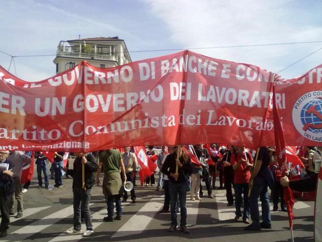 manifestazione 31 marzo