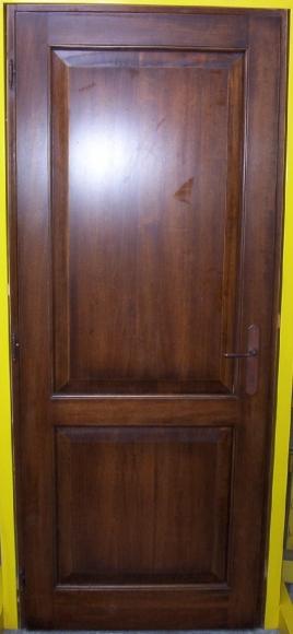 Lisi fabrizio la tecnica nel serramento - Porta in legno massello ...