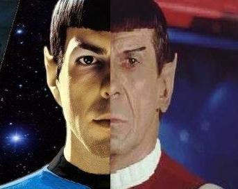 Personaggi Spock.