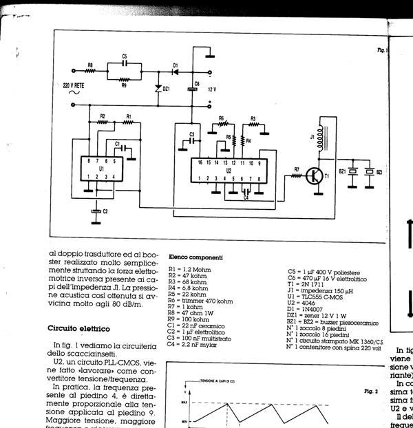 Schema Elettrico Power Bank : Schema impianto elettrico nrg power fare di una mosca