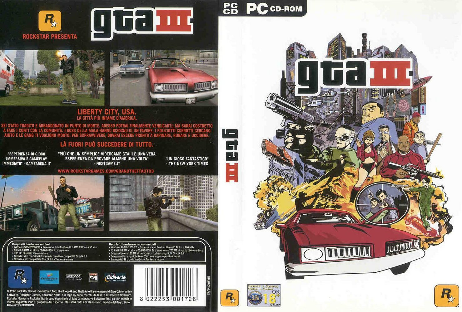 Gta 3 Claves De Gta Ps2 Pc