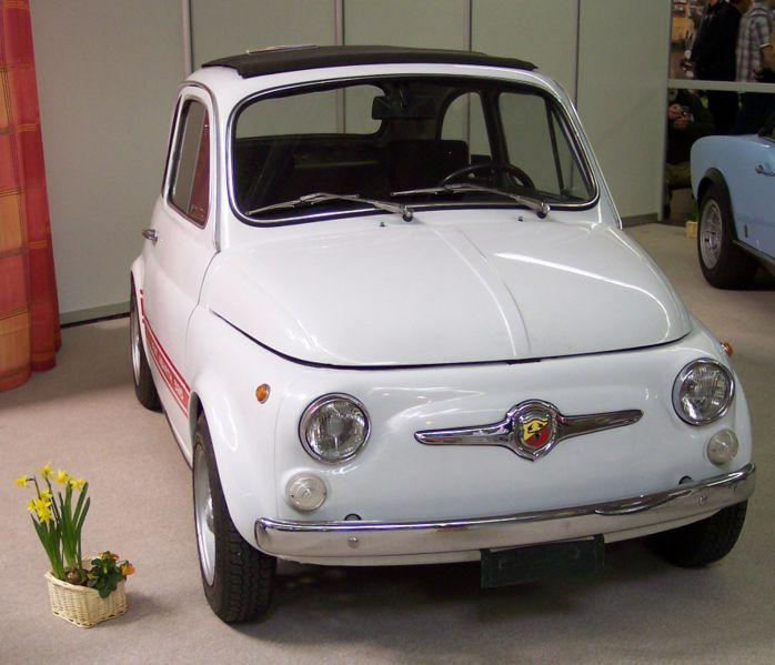 automodellismo statico fiat 500 story. Black Bedroom Furniture Sets. Home Design Ideas