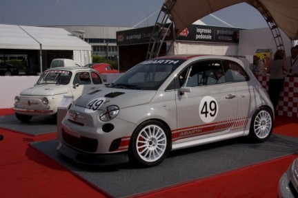 Automodellismo Statico Fiat 500 Story
