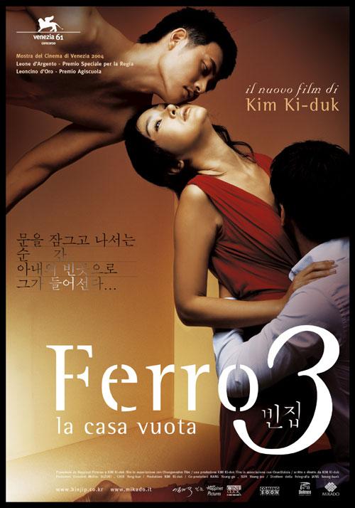 Ferro 3 – La casa vuota (2004) Megavideo
