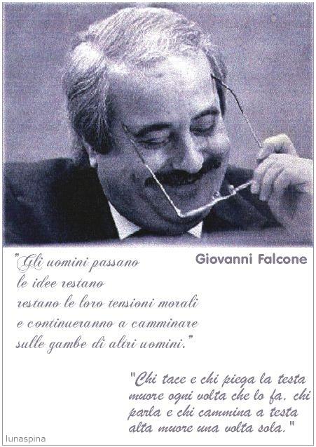 Giovanni Falcone Su Lunaspina