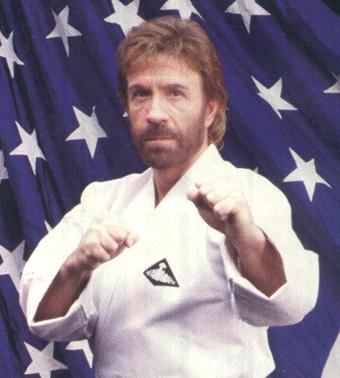 Homenaje a Chuck Norris