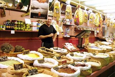 Mercato di Nimes