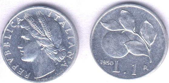 Repubblica Italiana Coin
