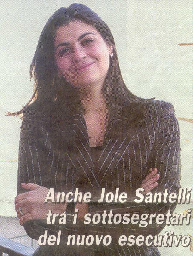 Jole Santelli Sottosegretario Alla Giustizia