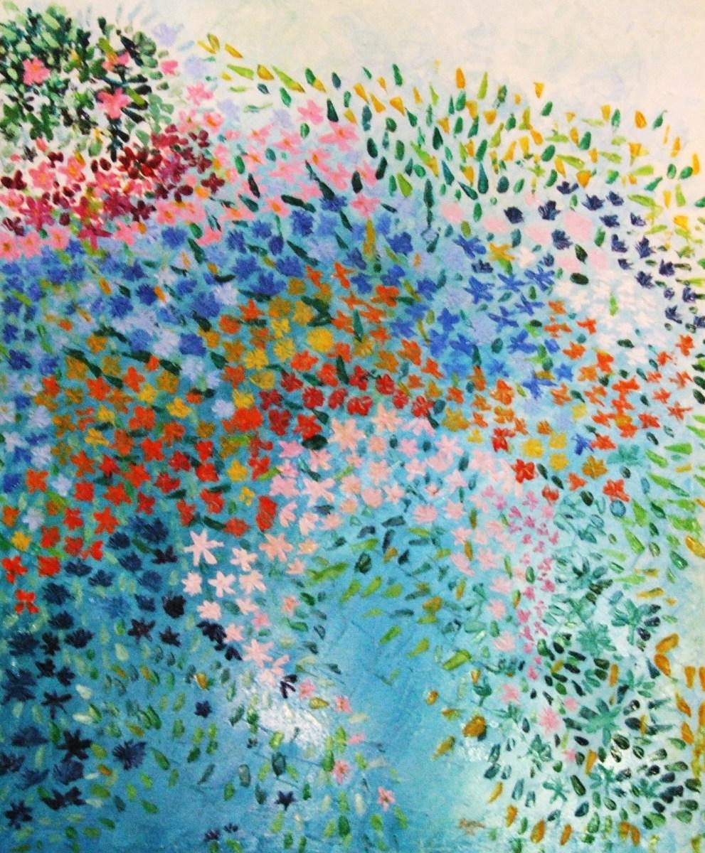 Mariarosaria bellone dipinti colori emozioni - Immagini di tacchini a colori ...