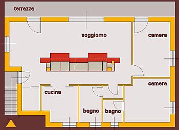 Pianta casa for Piante di case