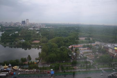 Camera hotel Mosca