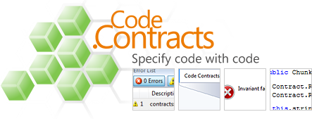 Microsoft Research: Code Contracts