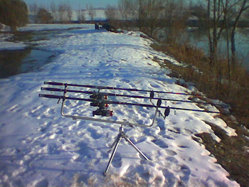 Pesca d'inverno