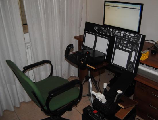 Massimo Altieri Home Cockpit History Pag 2