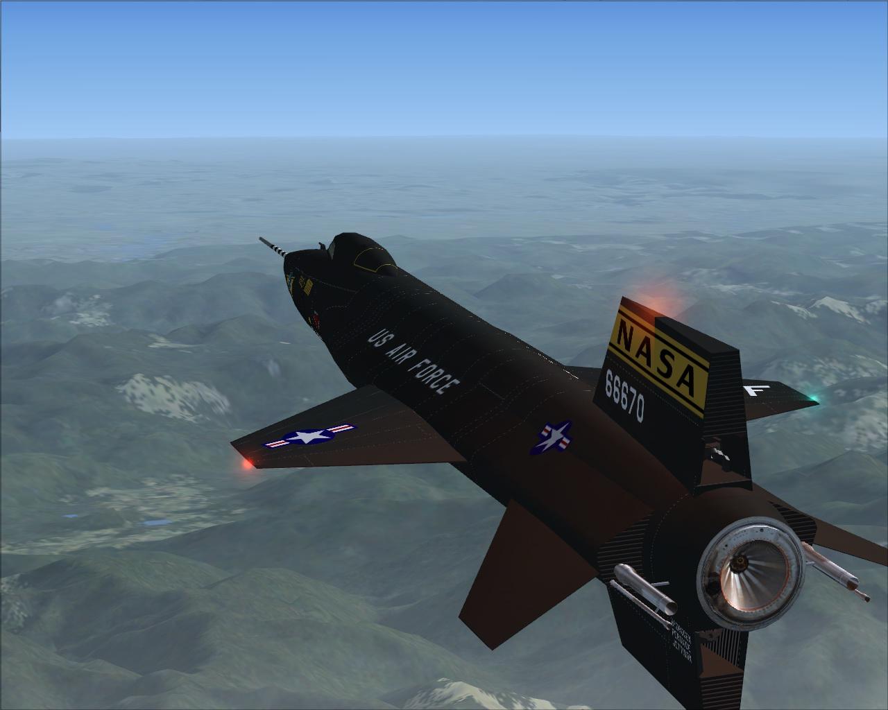 Massimo Altieri... X 15 Cockpit
