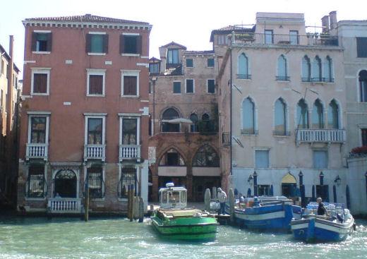 venezia palazzi sul canal grande sx 02. Black Bedroom Furniture Sets. Home Design Ideas
