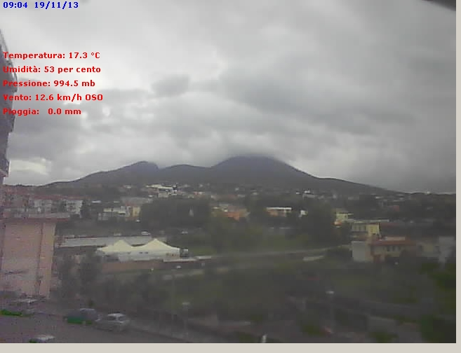 webcam ercolano vesuvio n. 1827