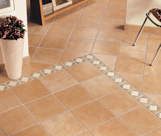 Piastrelle pavimento rustico gres fiordo cotto della pieve - Piastrelle di cotto ...