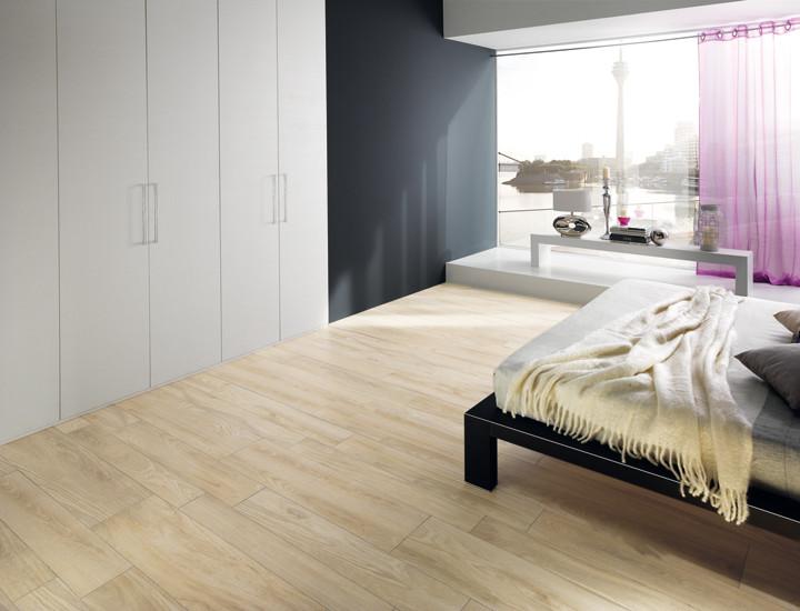 Piastrelle pavimento gres porcellanato effetto legno la fabbrica