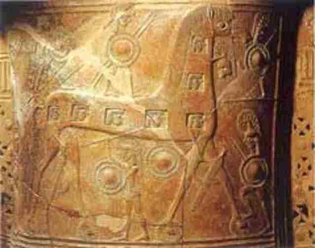 attaccamento del pene del faraone