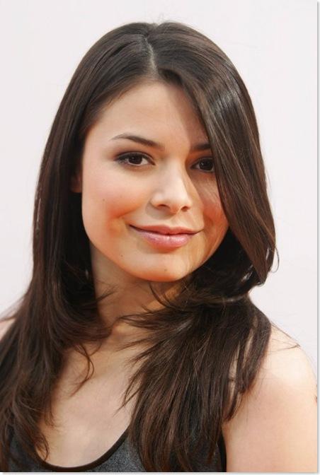 Miranda Taylor Cosgrove giovanissima attrice e cantante statunitense ...