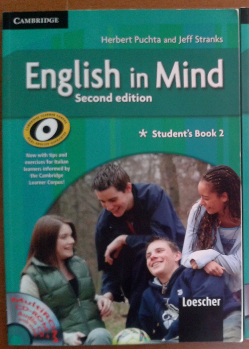 English in Mind Second edition, Student's book + Workbook