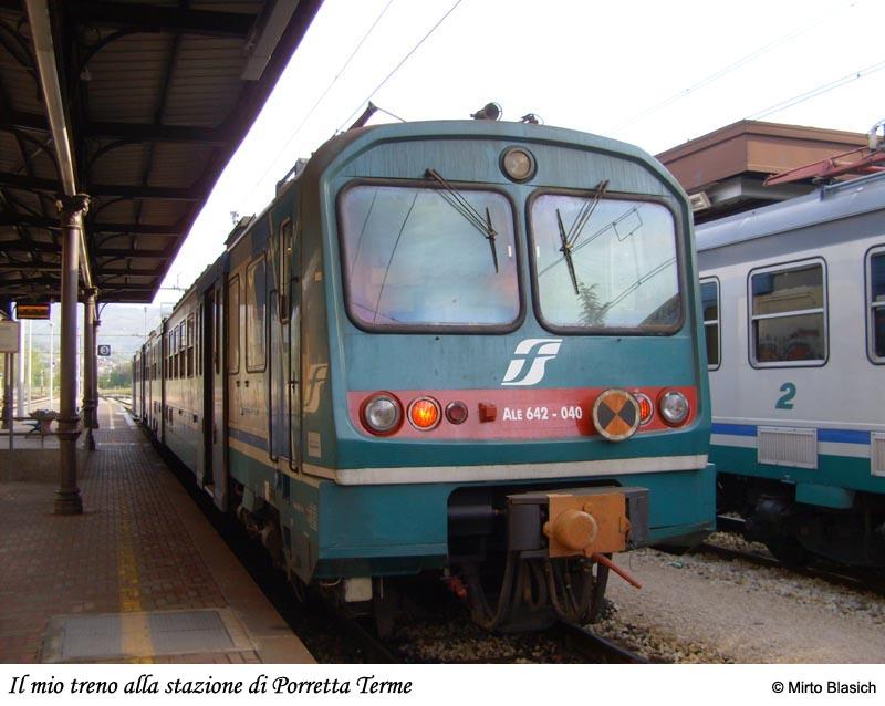 Da Porretta Terme (BO) all'Abetone (PT) - 01-02.05.2008 03