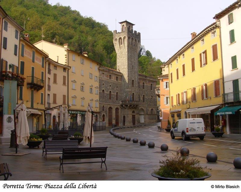 Da Porretta Terme (BO) all'Abetone (PT) - 01-02.05.2008 04