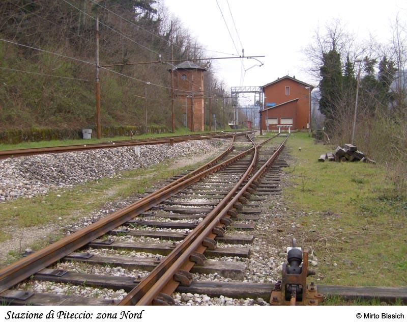 Ferrovia Porrettana: Piteccio - Fabbiana - Le Svolte e ritorno 0005