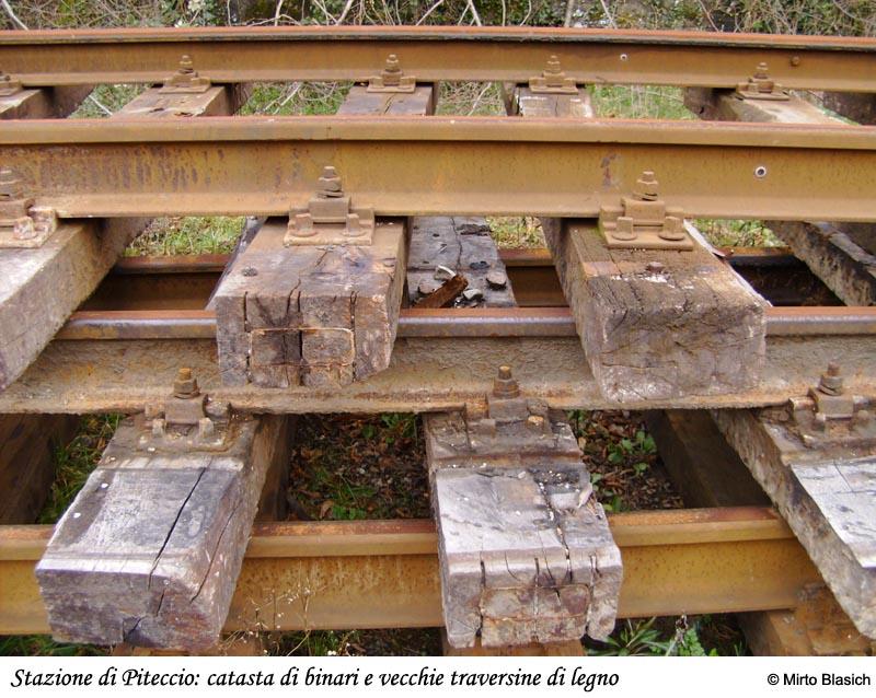 Ferrovia Porrettana: Piteccio - Fabbiana - Le Svolte e ritorno 0007