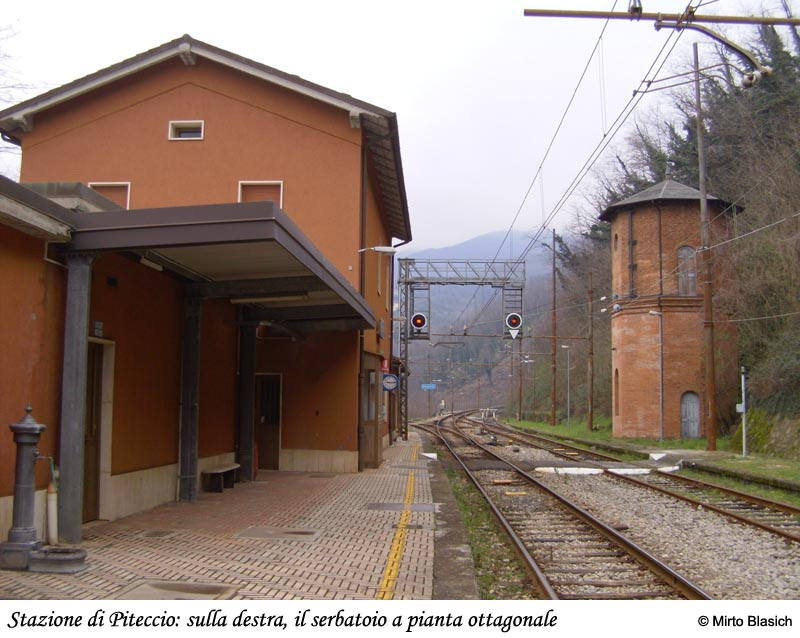 Ferrovia Porrettana: Piteccio - Fabbiana - Le Svolte e ritorno 0010