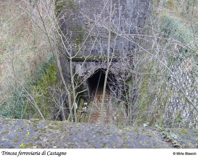 Ferrovia Porrettana: Piteccio - Fabbiana - Le Svolte e ritorno 0013