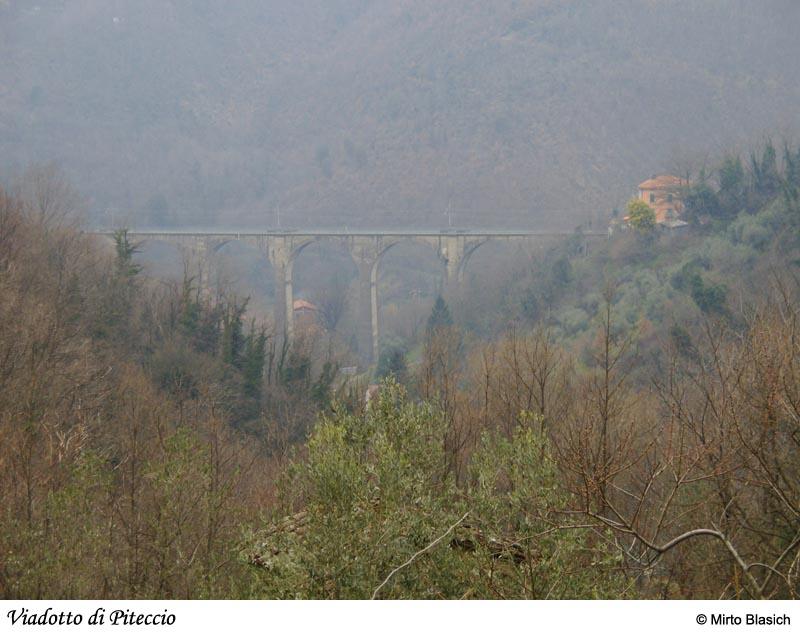 Ferrovia Porrettana: Piteccio - Fabbiana - Le Svolte e ritorno 0015