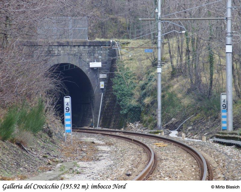 Ferrovia Porrettana: Piteccio - Fabbiana - Le Svolte e ritorno 0019