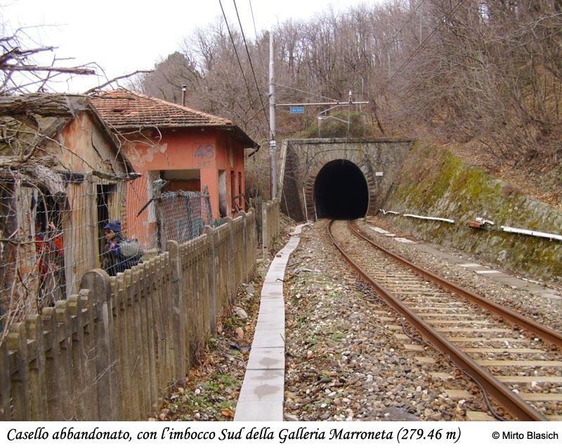 Ferrovia Porrettana: Piteccio - Fabbiana - Le Svolte e ritorno 0020