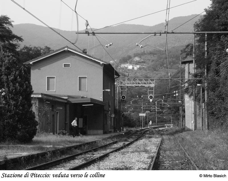 Ferrovia Porrettana: stazione di Piteccio (PT) 0056