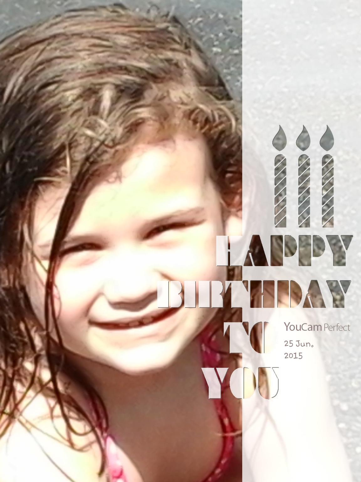 5 anni Nicole