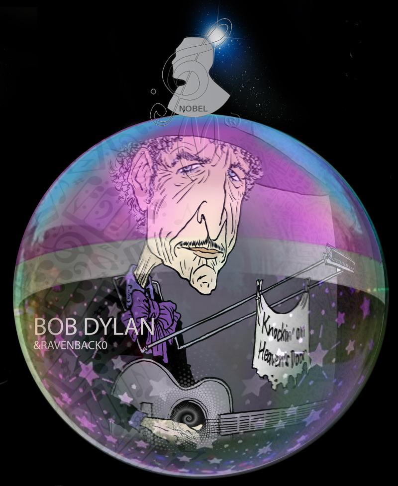 .- 7a BALL: BOB DYLAN l'ASSENTE