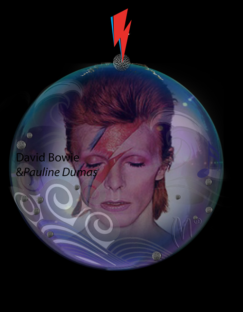 .- First Ball: David Bowie 2016