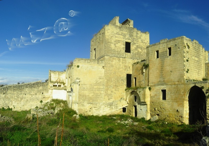 Masseria fortificata San Francesco - com'è oggi