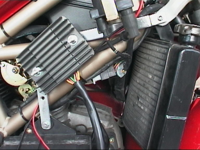 Schema Elettrico Regolatore Di Tensione Ducati : Elettrico regolatore tensione sh v per sr enduro cre
