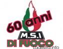 60° Movimento Sociale Italiano