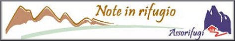 """Friuli: Asso Rifugi presenta """"Note e parole in Rifugio"""""""