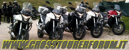 Honda Crosstourer 1200 FORUM