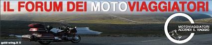 Il Forum dei MOTOviaggiatori
